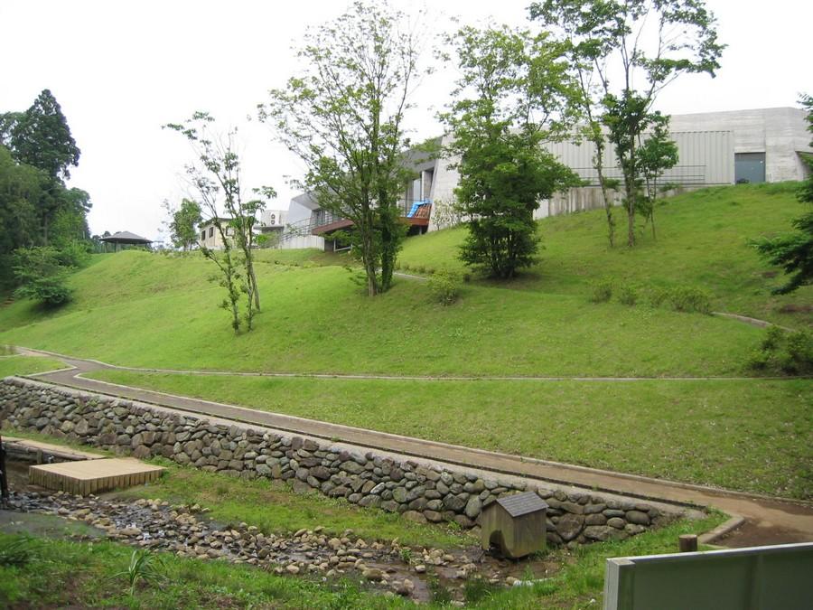 沢里山公園