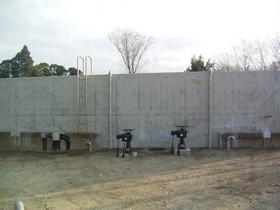 成田北部 調圧水槽改修工事