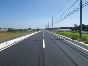 県単道路改良(幹線)工事