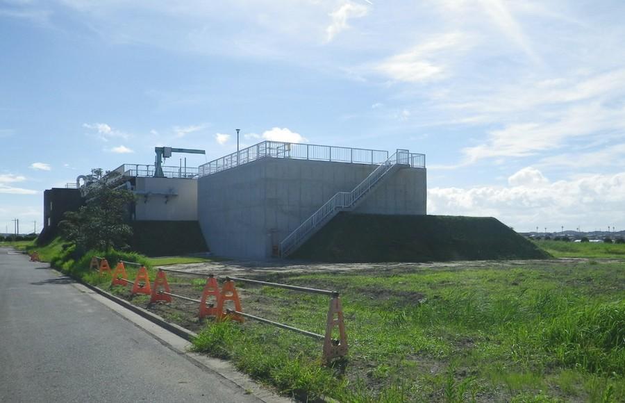 小見川浄化センター1