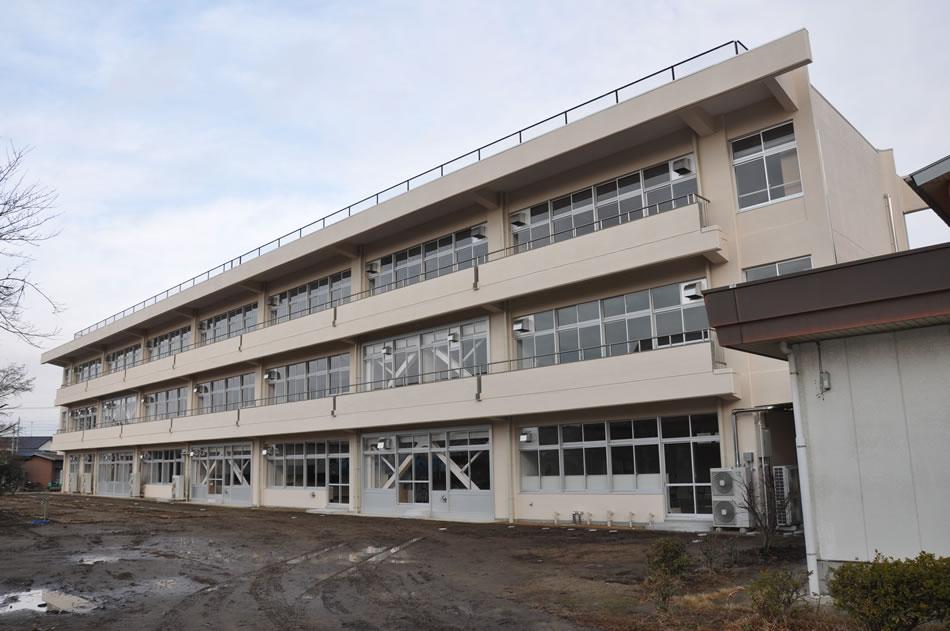 東大戸小学校