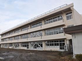 立東大戸小学校校舎耐震補強等改修