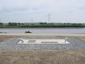 かんがい排水事業(一般型・県営)関宿堀   取水施設工事