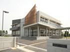 立新島中学校校舎新築復旧(建築)