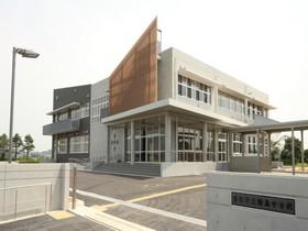 香取市立新島中学校校舎新築復旧工事(建築工事)