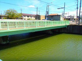 県単橋梁修繕工事(水源橋補修工)