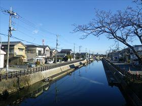 河川災害復旧工事(23災河第85号その6)