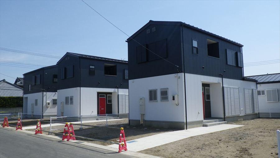 香取災害住宅1