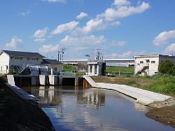 浄向川 遊水池工事(その2)