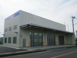 株式会社ヰセキ関東 夷隅営業所整備工場新築工事