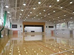 香取市立佐原小学校屋内運動場大規模改修工事
