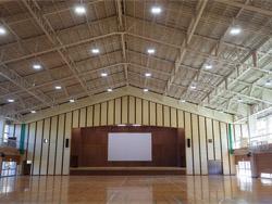 (仮称)千葉県立栄特別支援学校屋内運動場外大規模改修他建築工事