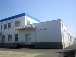 株式会社タスコフーズ大室工場(製菓部)増築工事