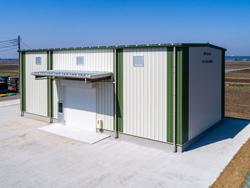 東町自然有機農法低温倉庫新築工事