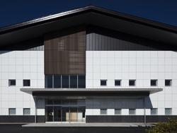 日本自動車大学校体育館新築工事