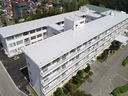 香取市立小見川中学校校舎大規模改修工事