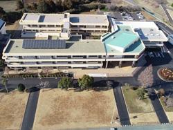 香取市立山田中学校校舎大規模改修工事