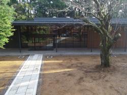 香取神宮神徳館改築工事