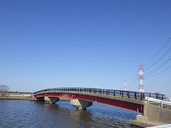 社会資本交付金工事(橋梁補修)香北大橋